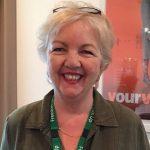 Photograph of Sheffield ACP team member Maggie Blair
